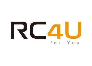 RC4U ロゴデザイン
