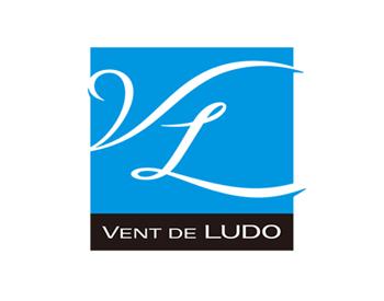 Vent de LUDO ロゴデザイン