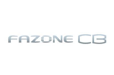 FAZONE CB ロゴデザイン